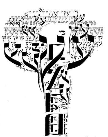 Calligraphie d'Henri Renoux